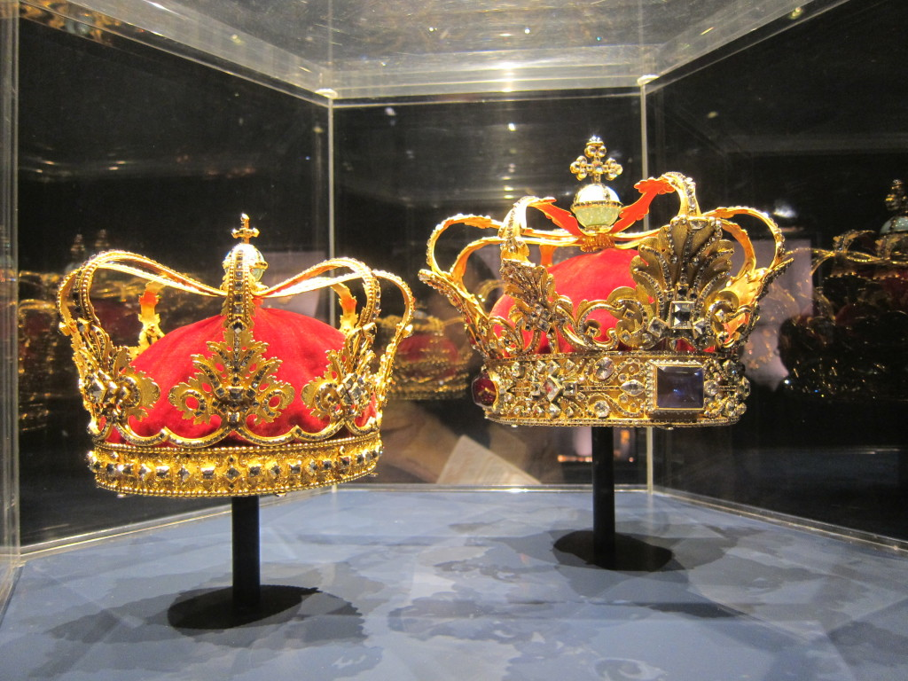 The Danish Royal Regalia